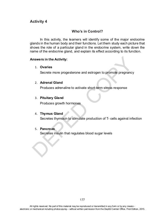 grade 10 science activity 4 unit 3 module 1. Black Bedroom Furniture Sets. Home Design Ideas