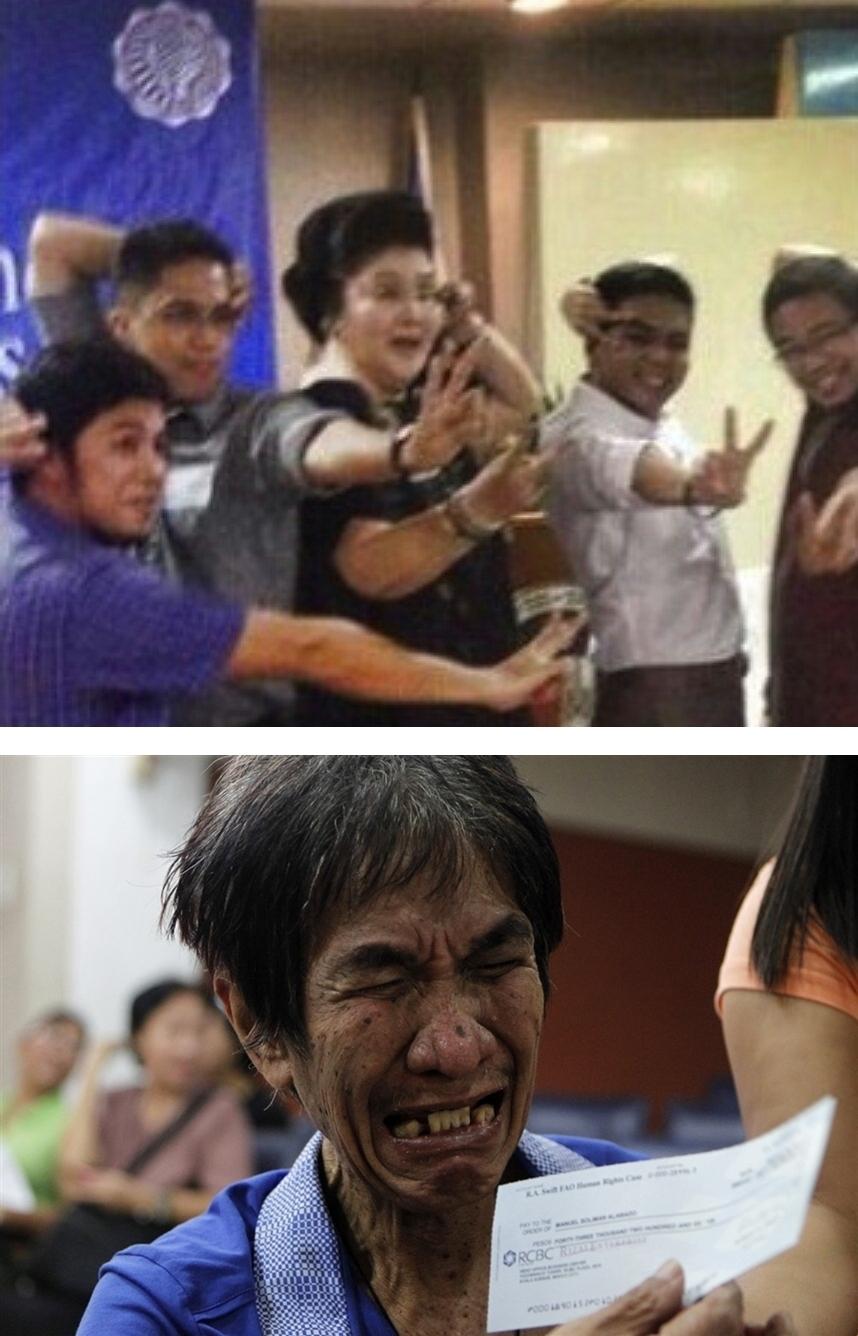 mga larawan na magkasalungat - Brainly.ph