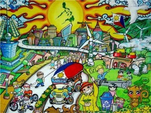 Kahinahunan at katatagan tugon sa pakabago at mapanghamong for Ano ang mural painting