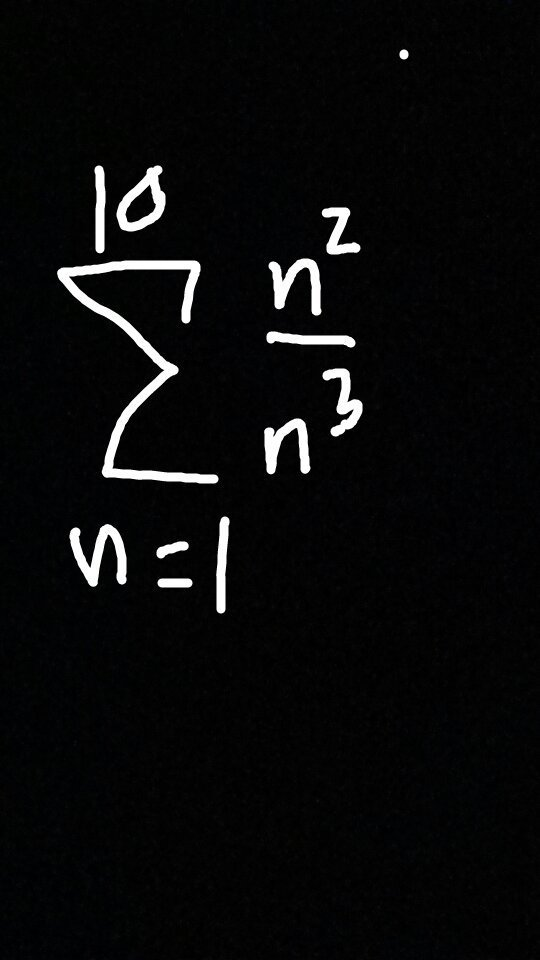 Write The Following In Sigma Notation Brainly